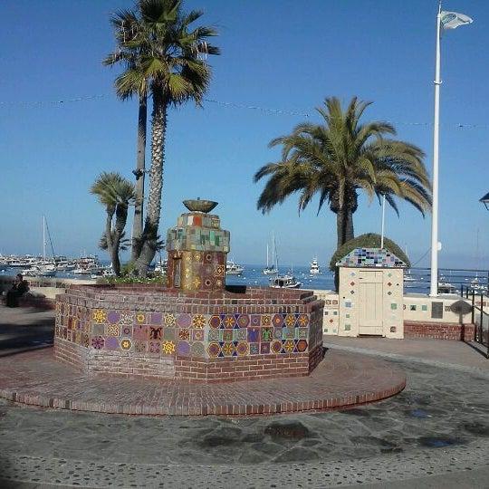 Photo taken at Santa Catalina Island by Airalin B. on 2/19/2012