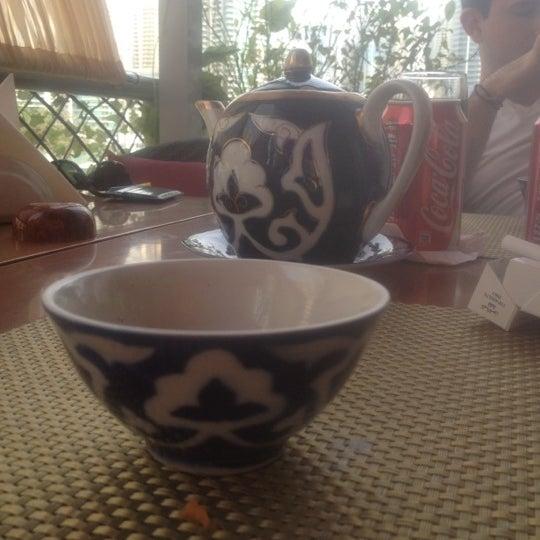 Photo taken at Gulnaz Cafe by Ruslan N. on 3/1/2012