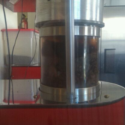 Coffee roasted on site! Who does that?
