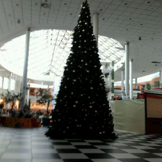 Photo taken at Atrium Reduta by Anna M. on 12/28/2011