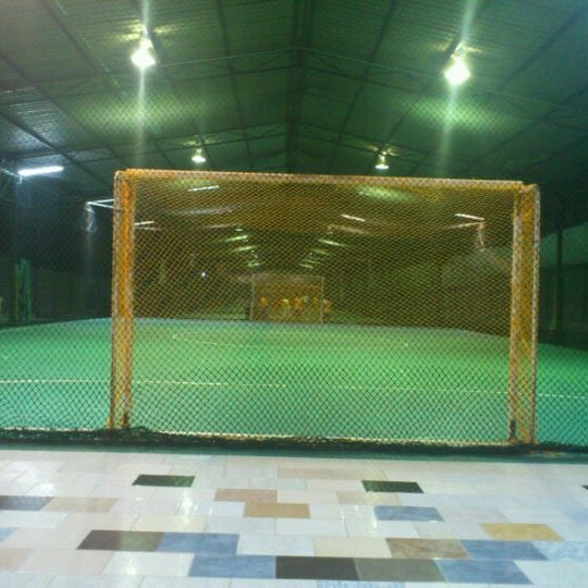Photo taken at Anis & Eisya Danau Futsal by manap @. on 12/3/2011