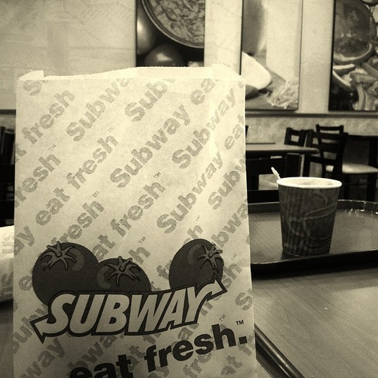 Photo taken at Subway by Terence N. on 9/16/2011