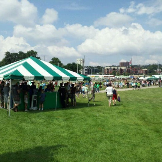 Photo taken at Irish Fair of Minnesota by Aaron E. on 8/13/2011