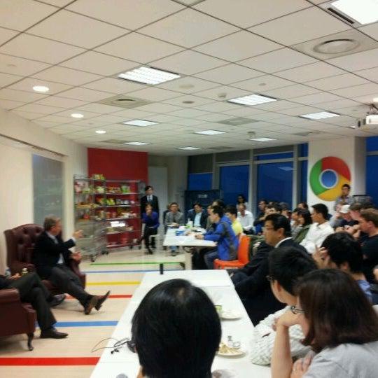Google Office Irvine 1: Office In Taipei