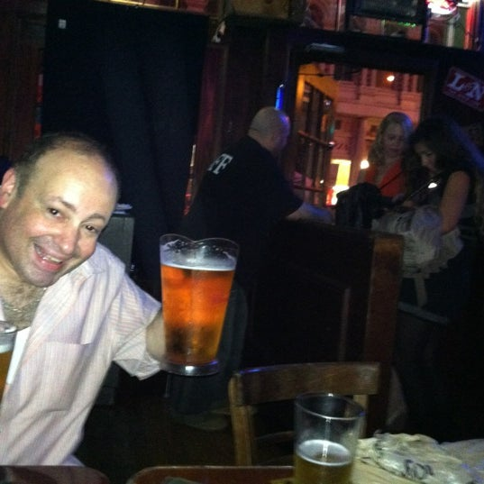 Photo taken at The Patriot Saloon by Salvatore A. on 5/25/2012
