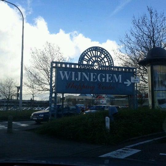 Photo taken at Wijnegem Shopping Center by Bart V. on 12/17/2011