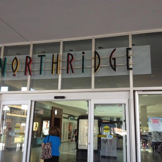 Photo taken at Northridge Fashion Center by Tony B. on 4/21/2012
