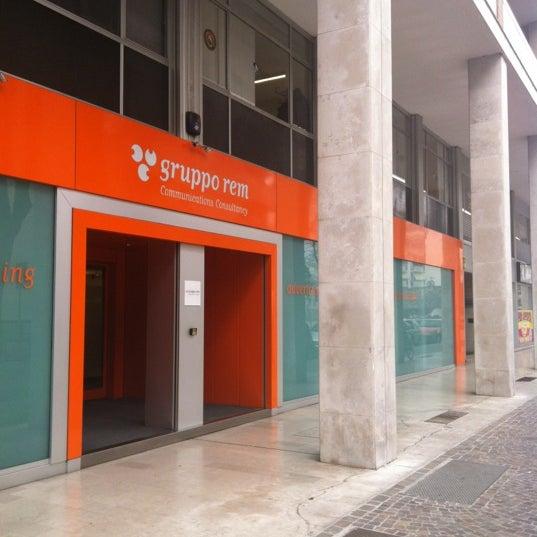 Foto scattata a Gruppo Rem - agenzia di comunicazione integrata da Alessandra L. il 1/20/2012