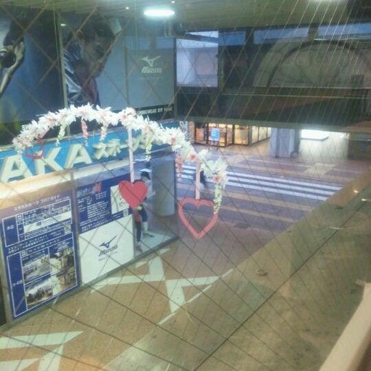 Photo taken at McDonald's by Hiroki on 1/4/2012