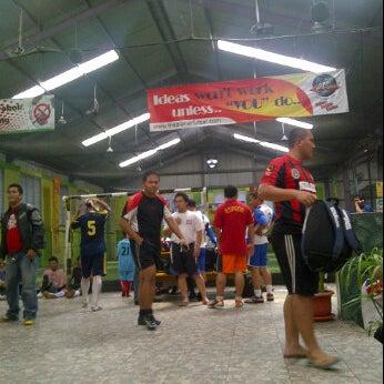 Foto tomada en Planet Futsal por Agung P. el 4/14/2012