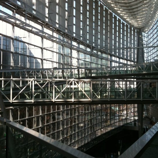 Photo taken at Glass Building by 俊 吉. on 2/22/2011