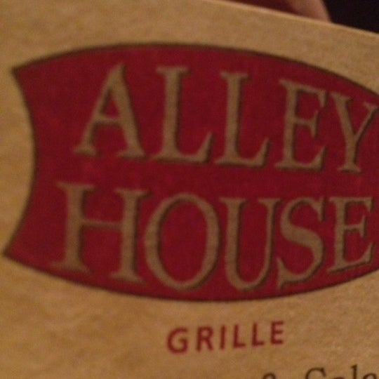 Photo taken at Alley House Grille by Lance L. on 3/3/2012