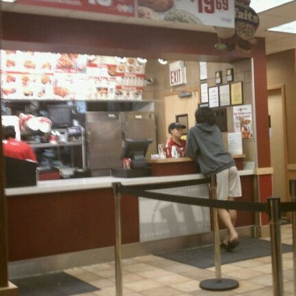 Photo taken at KFC by Greg K. on 9/30/2011