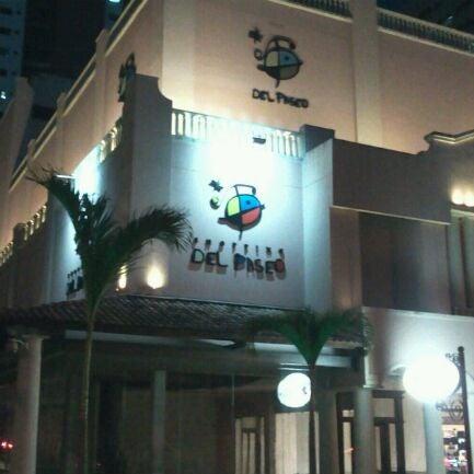 Foto tirada no(a) Shopping Del Paseo por Venicio N. em 9/3/2012