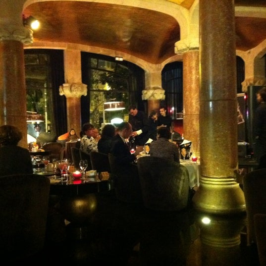 Photo taken at Hotel Casa Fuster by anna f. on 11/3/2011