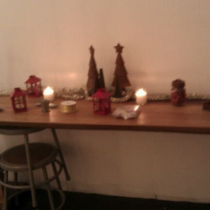 Photo taken at Culture Fix by Dinah F. on 12/15/2011