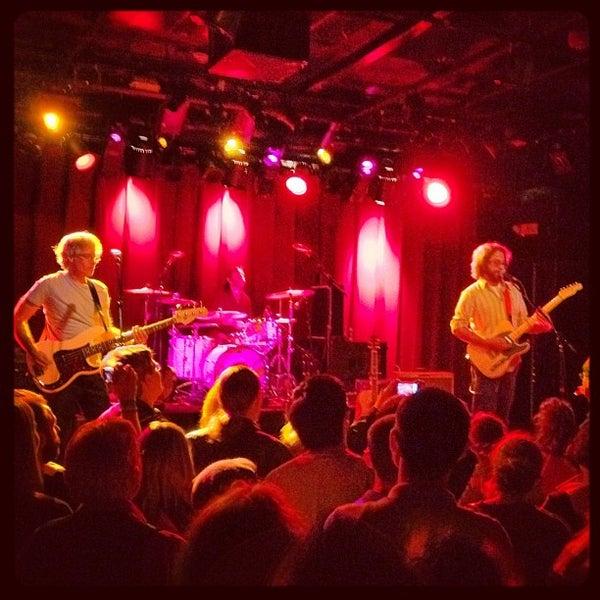 Photo taken at Paradise Rock Club by Dan C. on 6/2/2012