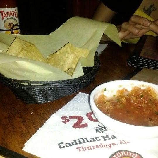 Photo taken at El Torito by Aidan K. on 1/14/2012