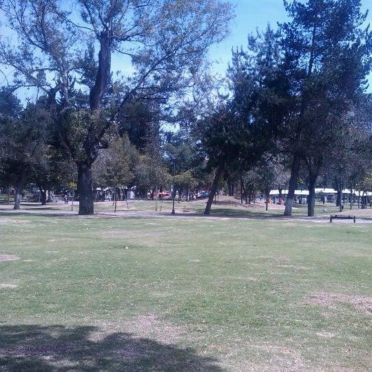 Foto tomada en Parque El Ejido por Adriana A. el 11/17/2011