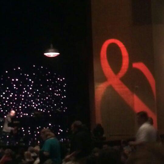 Foto tomada en Penn & Teller Theater por Chris O. el 5/1/2012