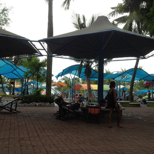 Photo taken at Siam Park City by AONagp A. on 8/4/2012