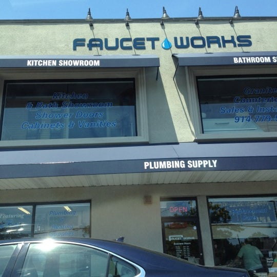 Faucet Works - Eastchester, NY