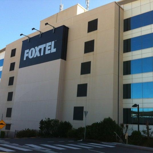 L Foxtel Foxtel - Office...