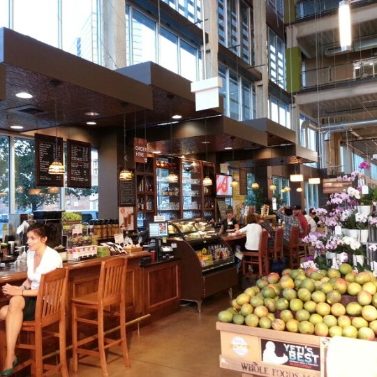 Photo taken at Whole Foods Market by Philip N. on 7/21/2012