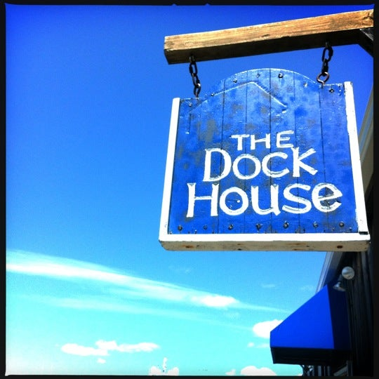 Dock House Seafood Restaurant In Sag Harbor