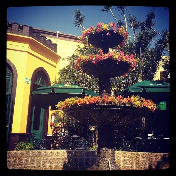 Foto tomada en El Patio por Pilar G. el 9/5/2012