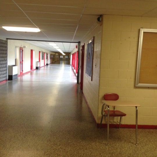 Photo taken at Cherry Hill High School East by Kenneth A. on 5/24/2012