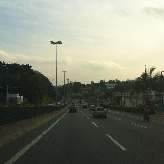Photo taken at Rodovia Raposo Tavares by Mônica G. on 5/19/2012