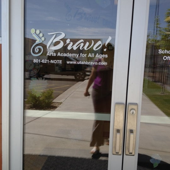 Photo taken at Bravo Arts Academy by Chelsi D. on 5/1/2012
