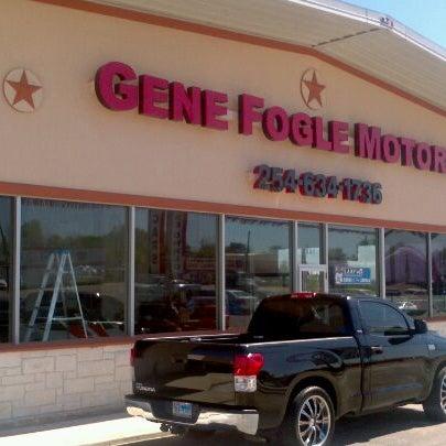 Gene Fogle Motors Auto Dealership In Killeen