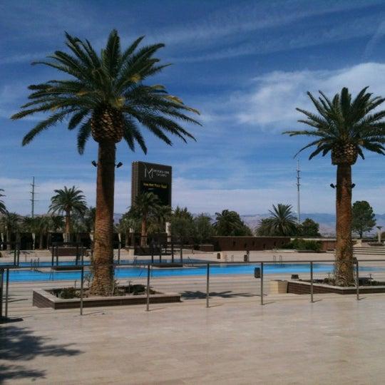 Photo taken at M Resort Spa Casino by Steve F. on 3/23/2012