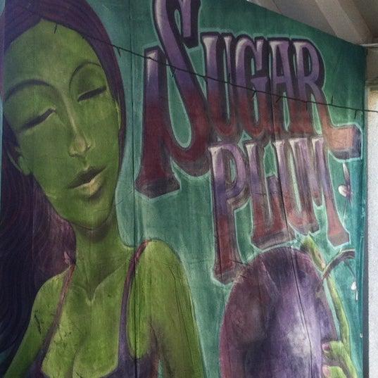 Photo taken at Sugar Plum Vegan Cafe by Phil A. on 3/3/2012