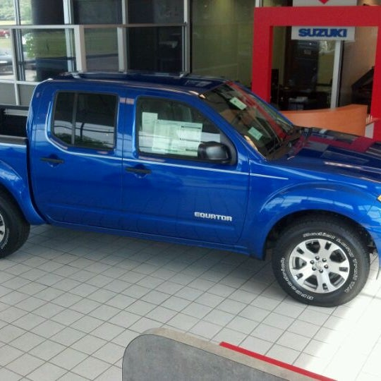 Photo Taken At Sterling Kia By Timmy H. On 5/1/2012