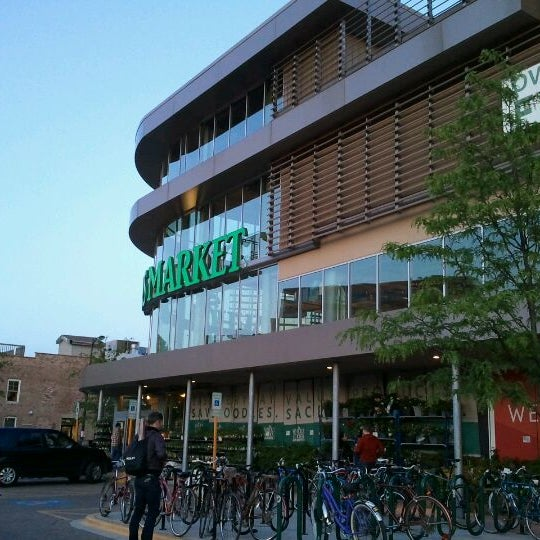 Photo taken at Whole Foods Market by Sam Y. on 5/14/2012
