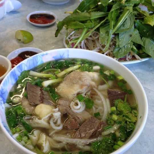 Pho 54 vietnamese restaurant for Asian cuisine and pho