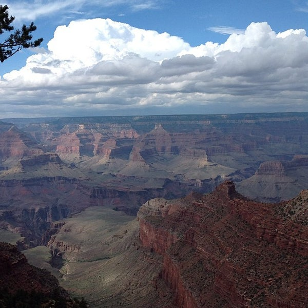 Photo taken at Grand Canyon National Park by uni on 9/2/2012