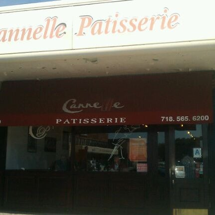 Photo taken at Cannelle Patisserie by andrew on 9/1/2011