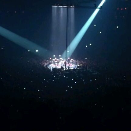 Photo taken at O2 arena by Milos L. on 11/12/2011