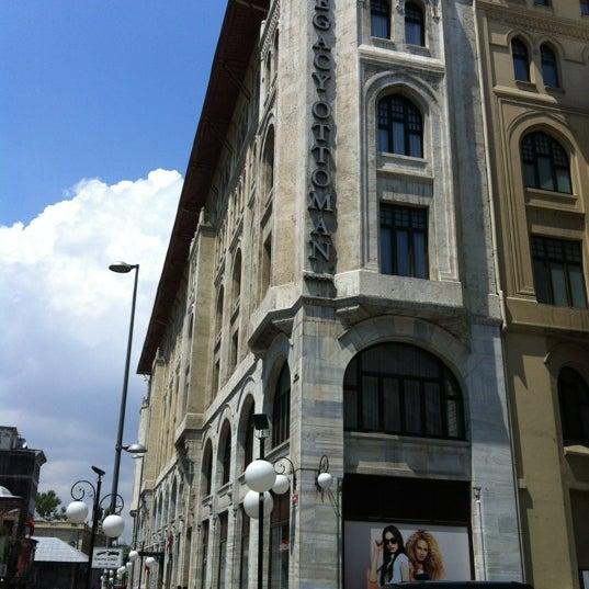 8/2/2012 tarihinde Cuneyt O.ziyaretçi tarafından Legacy Ottoman Hotel'de çekilen fotoğraf