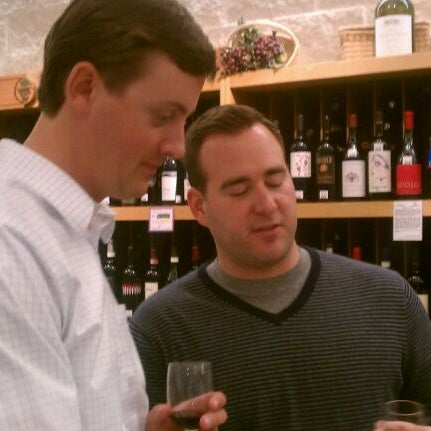 Photo taken at Houston Wine Merchant by Erica D. on 2/25/2012
