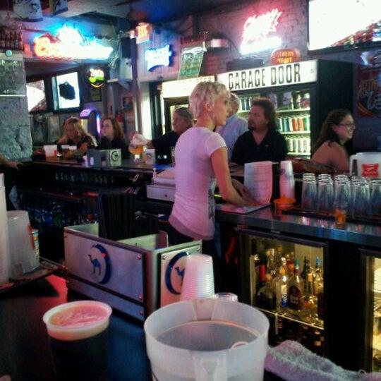 Garage Door Dive Bar In Pittsburgh