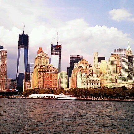 Photo taken at New York Harbor by Fesko on 8/22/2012