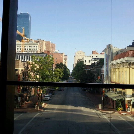 Photo taken at The Worthington Renaissance Fort Worth Hotel by Felix R. on 9/5/2012
