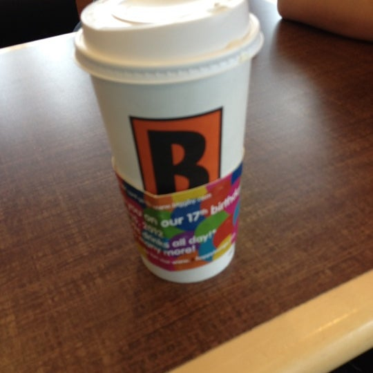 Photo taken at BIGGBY COFFEE by Anna T. on 3/1/2012