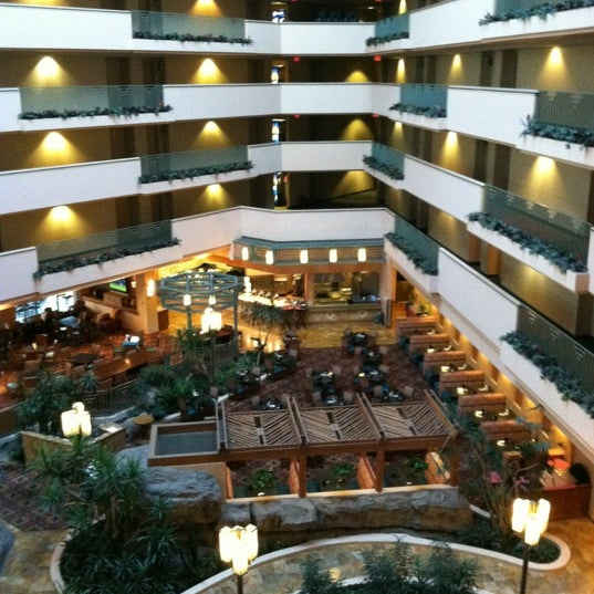 Resort Hotels In Tucson: Tucson University Park Hotel