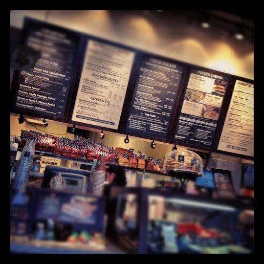 Photo taken at Corner Bakery Cafe by Danny M. on 4/5/2012